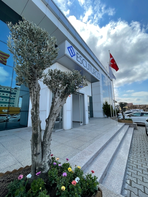 Escuturco has new headquarters in Turkey