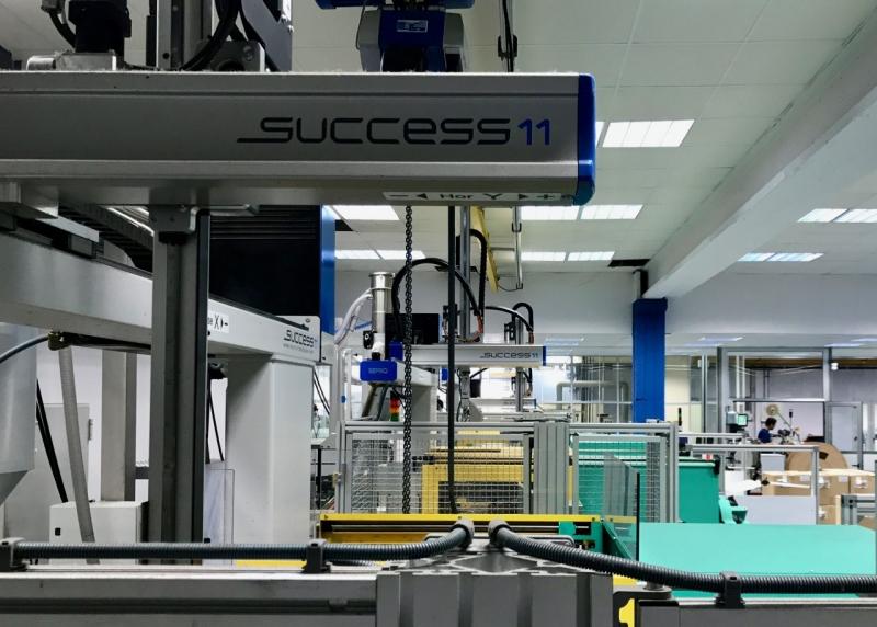 Escubedo focuses on new productive equipment